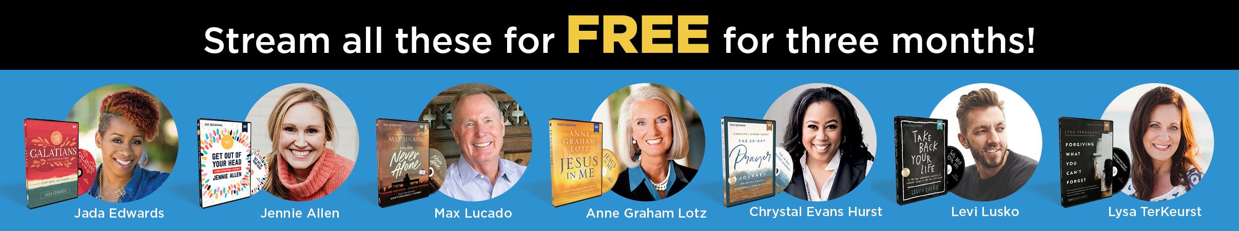 3 Free Studies