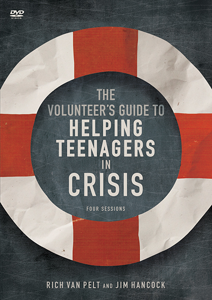 The Volunteer's Guide to Helping Teenagers in Crisis