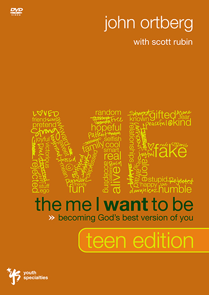 The Me I Want to Be Teen Edition