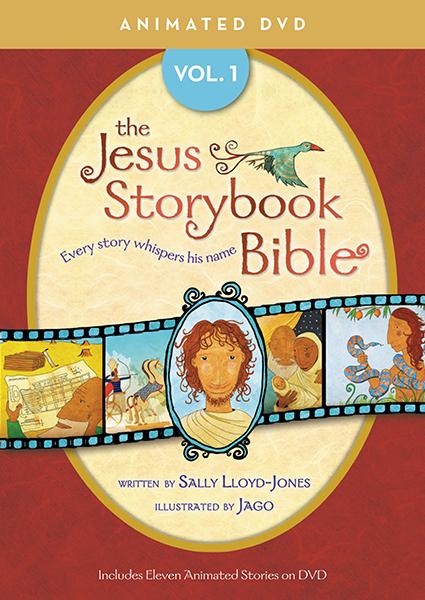 The Jesus Storybook Bible Vol. 1