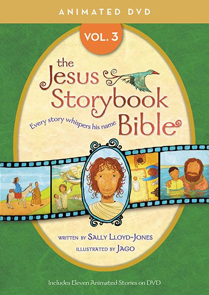 The Jesus Storybook Bible Vol. 3