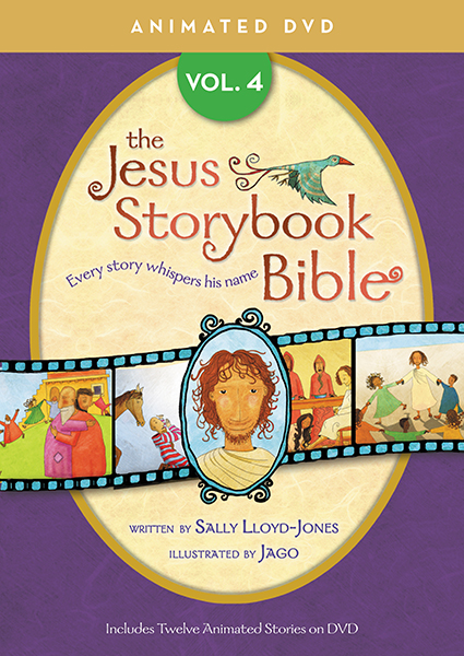The Jesus Storybook Bible Vol. 4