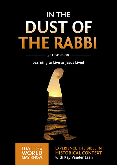 In The Dust Of The Rabbi - Learning To Live As Jesus Lived