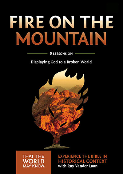 Fire on the Mountain - Displaying God To A Broken World