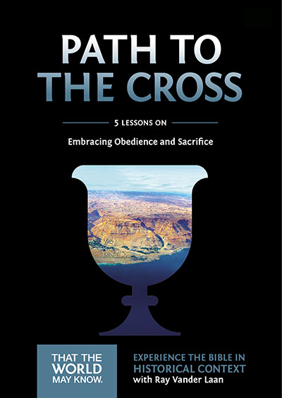 Path to the Cross - Embracing Obedience And Sacrifice