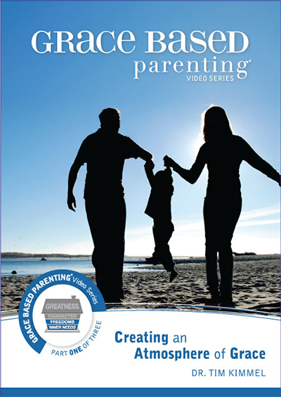 Grace Based Parenting Part 1 - Creating an Atmosphere of Grace