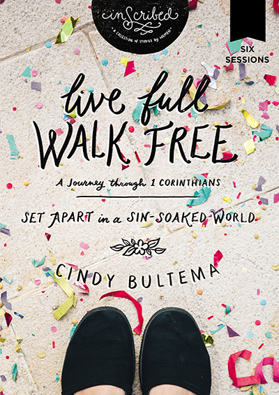 Live Full Walk Free - Set Apart In A Sin-Soaked World