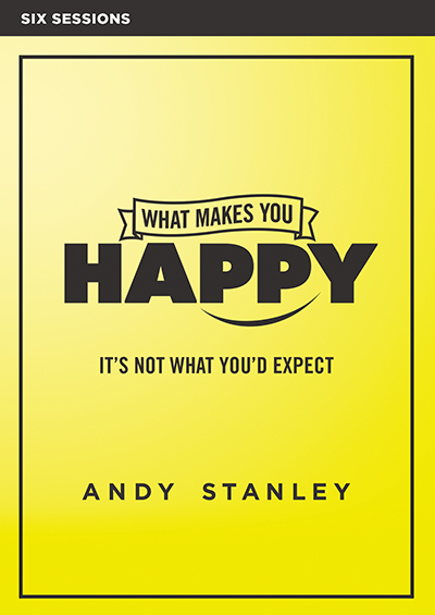 What Makes You Happy - It's Not What You'd Expect