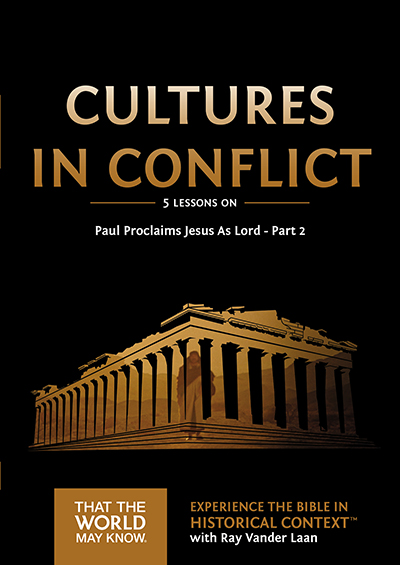 Cultures in Conflict - Paul Proclaims Jesus As Lord – Part 2