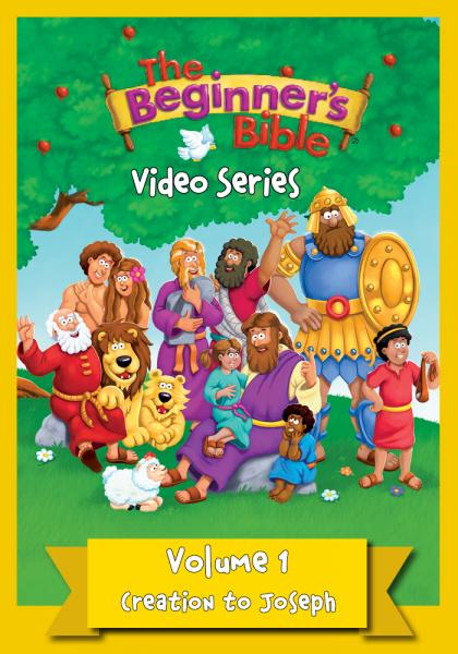 The Beginner's Bible: Volume 1 - Creation to Joseph