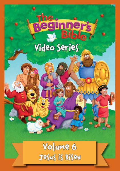 The Beginner's Bible: Volume 6 - Jesus is Risen