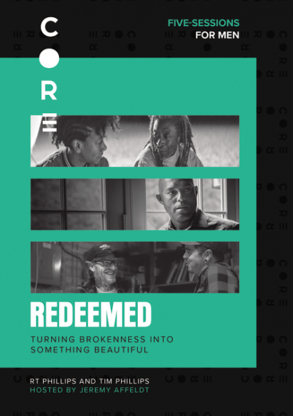 CORE for Men: Redeemed
