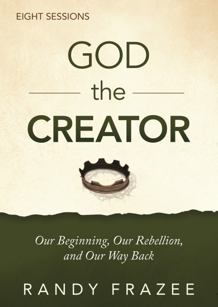 God the Creator (The Story Bible Study Series)
