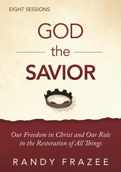 God the Savior (The Story Bible Study Series)