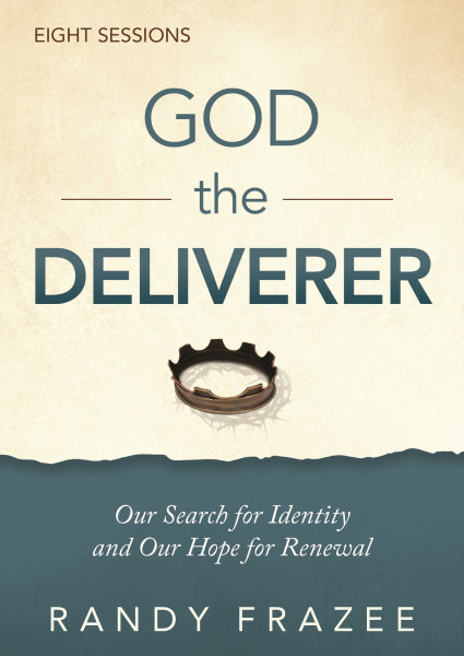 God the Deliverer (The Story Bible Study Series)