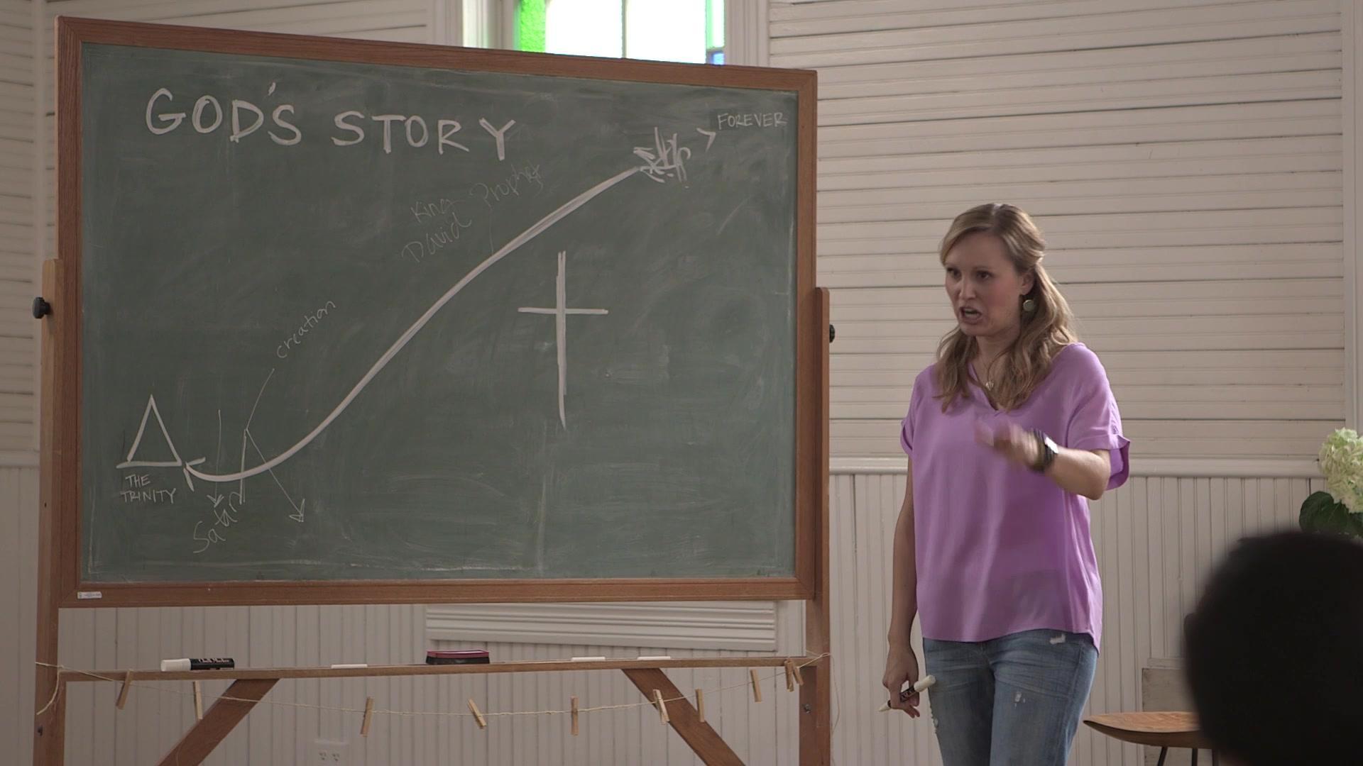 Restless Study Week 2 — God's Story - FaithGateway